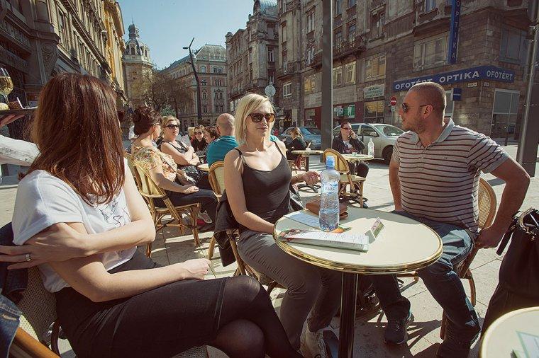 Fotky – Budapešť 2014
