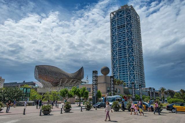 Ryba od Franka Gehryho