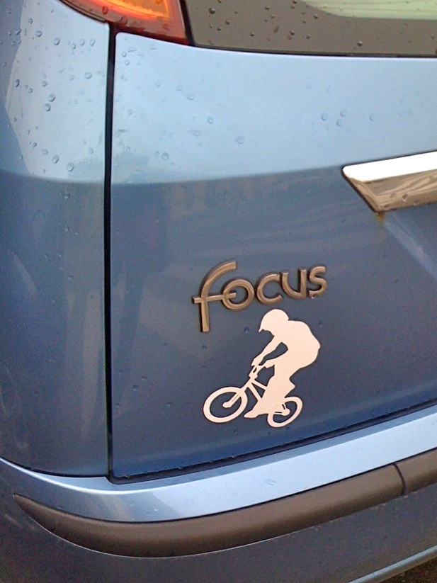 Biker - Ford
