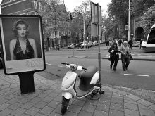 Berlín & Amsterdam B&W
