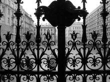 Budapešť B&W