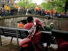 Amsterdam - Queensday