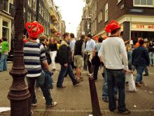 Amsterdam - Queensday
