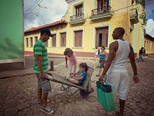 Trinidad, Camaguey, Cayo Coco