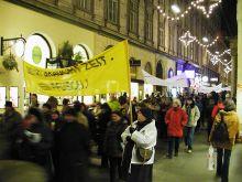 Zimní Vídeň