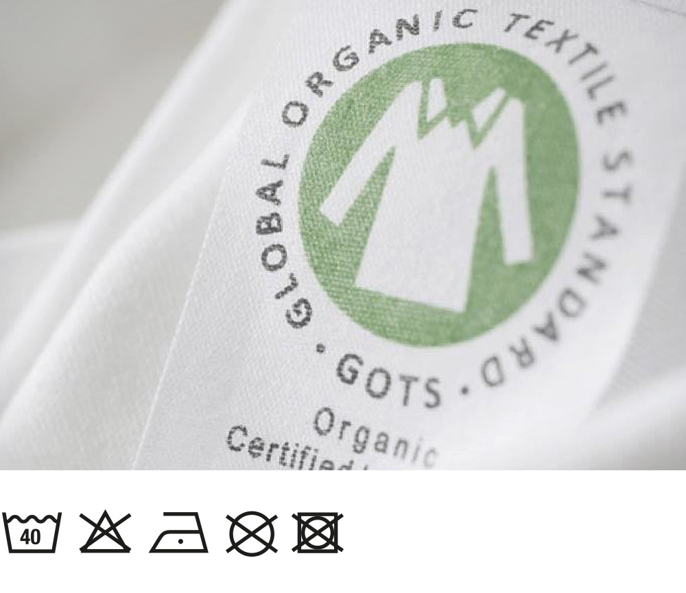 100% Bio bavlna